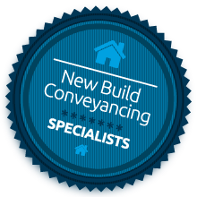 New Build Conveyancing Specialists badge